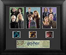 Harry Potter and the Deathly Hallows (Series 1) Three-Cell Standard Film Cell Presentation