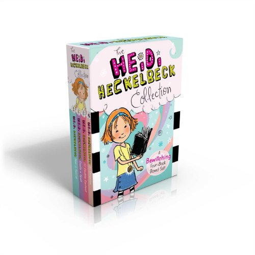 The Heidi Heckelbeck Collection: A Bewitching Four-Book Boxed Set: Heidi Hecklebeck Has a Secret; Heidi Hecklebeck Casts a Spell; Heidi Hecklebeck and the Cookie Contest; Heidi Hecklebeck in Disguise