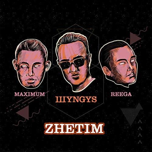 ШYNGYS feat. REEGA & Maximum