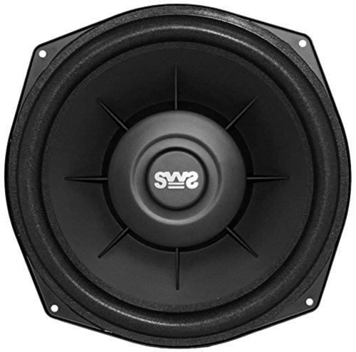 Earthquake Sound SWS-8Xi Tieftönersystem, Untersitz-Subwoofer, 2 Ohm, 1 Stück