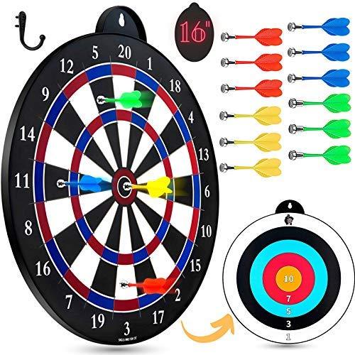 (SKILLS AND FUN CO) SkillsNFun Magnetic Dart Board