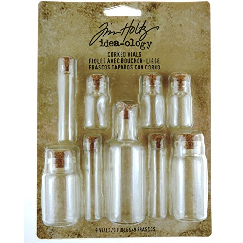 6 PAIRS CORK STOPPERS 12 Assorted Sizes Vintage Salt /& Pepper SHAKERS