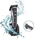 DSP Haarschneidemaschine rasierer herren elektrisch Haarschneider Klinge aus rostfreiem Stahl...