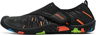Orthoshoes Su Ayakkabıları Kadın Erkek Hızlı Kuruyan Üniseks Terlik Aqua Yalın Ayak Yüzme/Sörf/Dalış/Plaj Yoga/Göl/Tekne i...