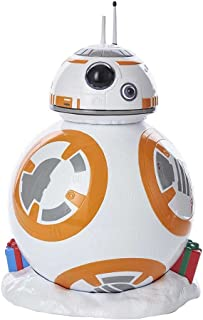 Kurt Adler 9.25-Inch Battery-Operated BB-8 LED Treetop