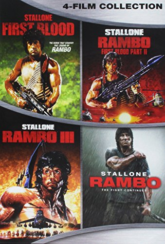 Rambo: First Blood / Rambo: First Blood - Part 2,RAMBO III, RAMBO THE FIGHT CONTINUES