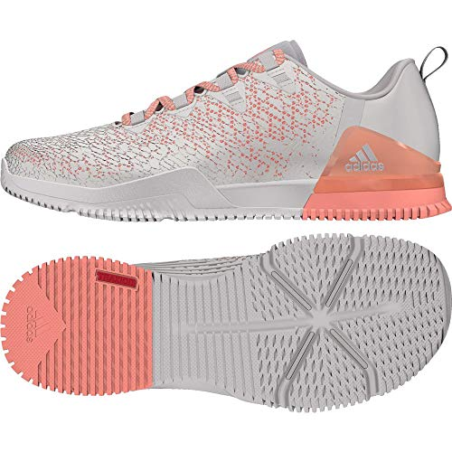 adidas Damen CrazyPower Trainer Fitnessschuhe, Beige (Chapea/Chacor/Silvmt), 42 2/3 EU