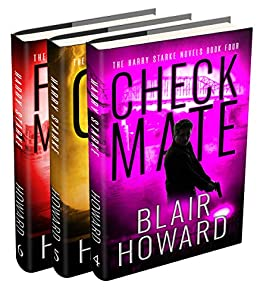The Harry Starke Series: Books 4 -6 (The Harry Starke Series Boxed Set Book 2)