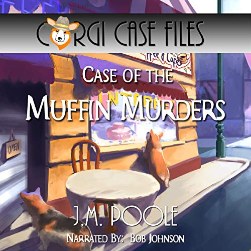 Case of the Muffin Murders cover art