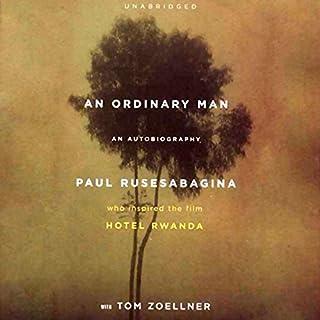 An Ordinary Man audiobook cover art