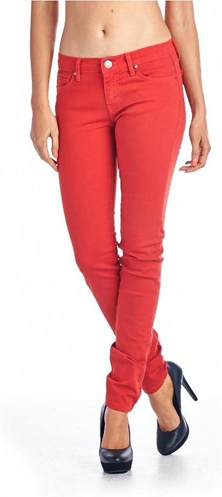 Angry Rabbit Womens Premium Manufacturer regenerated product Designers Color Denim J Skinny Ankle 5 ☆ popular