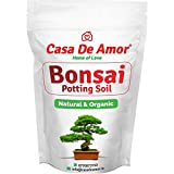Casa De Amor Organic Bonsai Potting Soil Ready to Use (2 Kg)