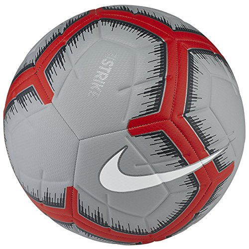 Nike Strike Fußball Ball, Pure Platinum/Wolf Grey/White, 5