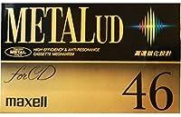 日立マクセル メタルテープ METAL UD 46分 高速磁化設計 M-UD46(F)