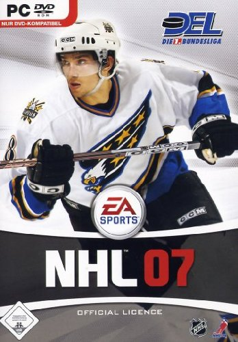 NHL 07 (DVD-ROM) [Alemania]