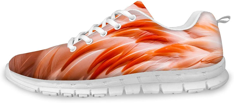 FOR U DESIGNS Fashion Unisex Flex Light Mesh Breathable Sneaker Running shoes