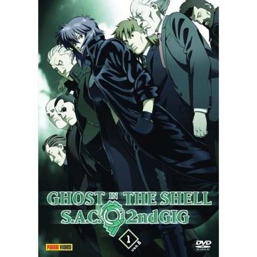 Ghost in the Shell - Stand Alone Complex 2nd Gig Vol. 1