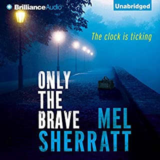 Only the Brave audiobook cover art