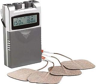 Mini Masajeador Y Estimulador, Parches Electroestimulador, Electrodos Para Tens, Gimnasia Pasiva, Tens Ems Electroestimulador, Electro Estimuladores Musculares, Electroestimulador Digital Muscular