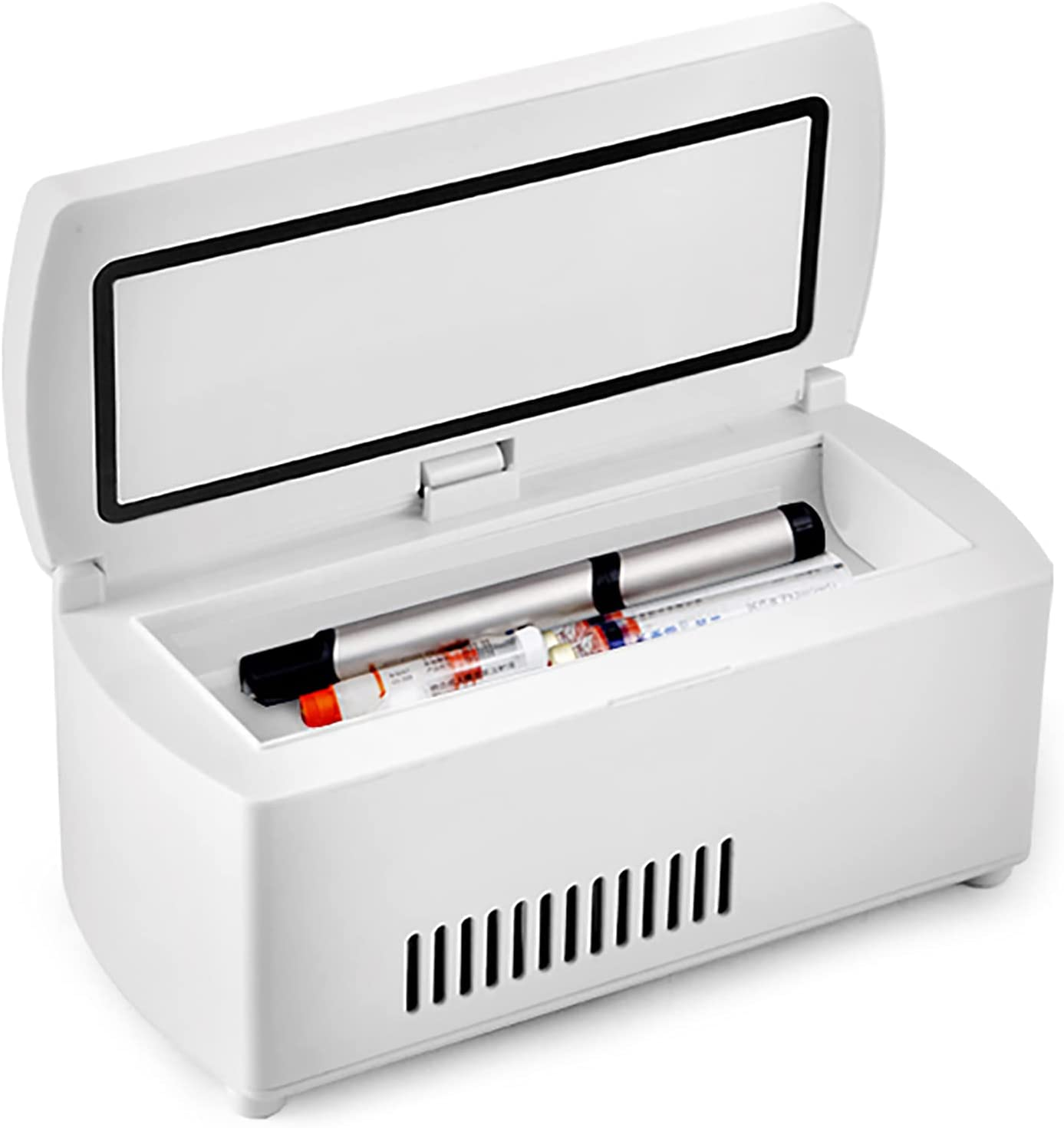 Insulin Cooler Refrigerated Box New product Portable 2-8°C Drug Fort Worth Mall
