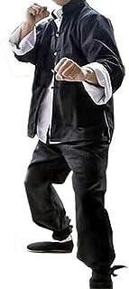 Yellowbiubiubiu Bruce Lee Canotta Estiva da Uomo Taglia L