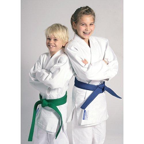 DEPICE J-JU MJ Japan - Kimono de judo blanco blanco Talla:170 cm