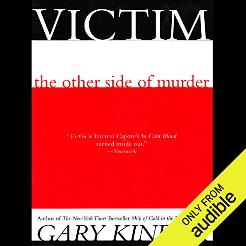 Victim audiobook cover art