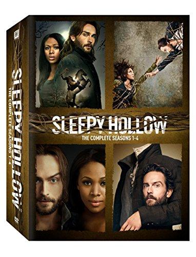 Sleepy Hollow: The Complete Seasons 1-4 [Edizione: Stati Uniti]...