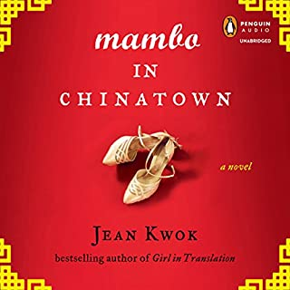 Mambo in Chinatown audiobook cover art