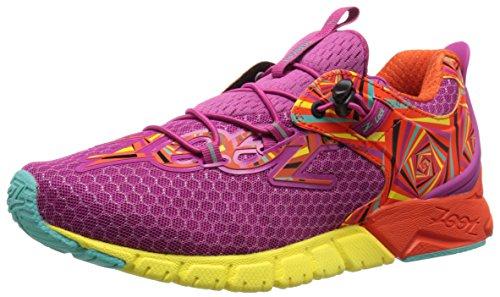 Zoot Zoot Makai Damen Laufschuh - Zapatillas de Entrenamiento Mujer, Pink (Passion Fruit/Mandarin), 39 UE
