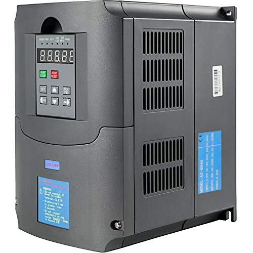 VEVOR Variateur de fréquence de 5HP 4KW, Entraînement à fréquence variable 220-250V, INVERSEUR VFD