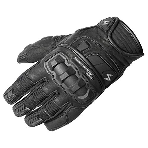Scorpion EXO Klaw II Gloves (Medium) (Black)