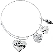 junior bridesmaid jewelry
