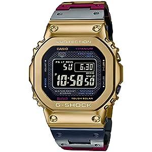 """[カシオ] 腕時計 ジーショック Bluetooth 搭載 電波ソーラー GMW-B5000TR-9JR メンズ ゴールド"""""""