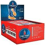 THE HEAT COMPANY Semelles Chauffantes - EXTRA CHAUD - 8 heures de chaleur - chaleur immédiate - autochauffante - purement naturel - MEDIUM Taille: 39-41 - 30 paires