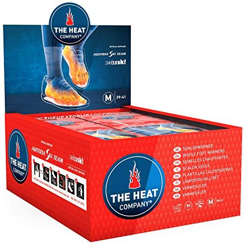 5/paires de semelles chauffantes agr/éable coussins chauffants coussin chauffant/-/7/heures de chaleur apaisante/-/Lot de 5/-/Taille