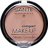 Sante Maquillaje Compacto Crema 02 Sand Sante 300 g