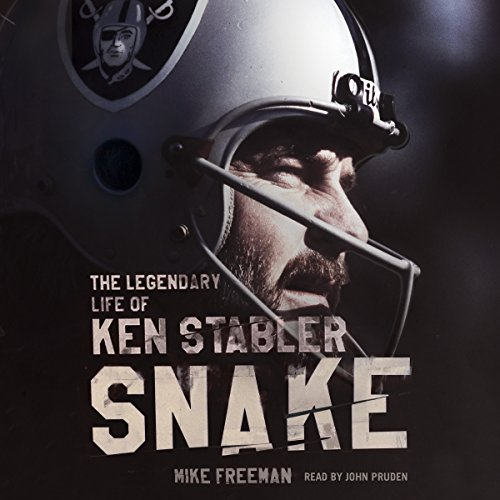 Snake audiobook cover art