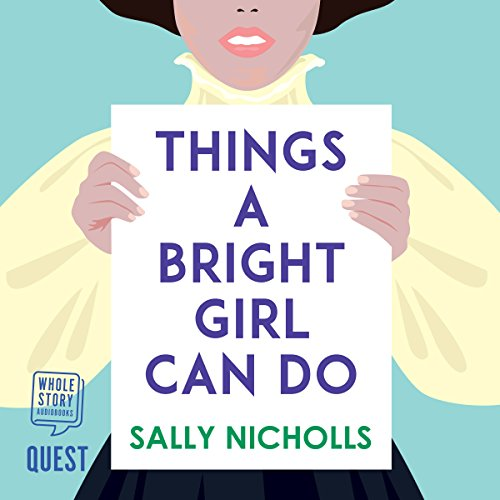 Things a Bright Girl Can Do audiobook cover art