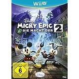 Disney Micky Epic Die Macht der 2 - Nintendo Wii U by Disney [並行輸入品]