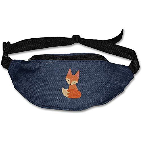 Jacque Dusk Sac Banane Fanny Pack Fox Pouch Belt Travel Pocket Sports De Plein Air