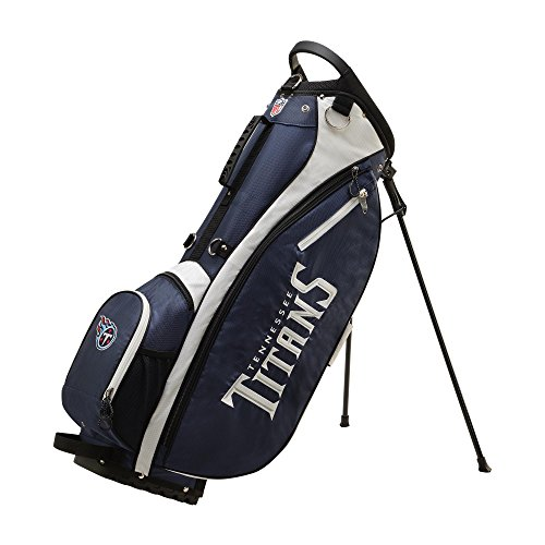 Wilson NFL Tennessee Titans Golf Carry Bag