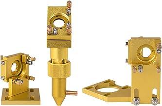 Cloudray CO2 Laser Hoofd Set Dia 12mm FL 50.8mm voor 2030 4060 K40 CO2 Laser Cutter DIY