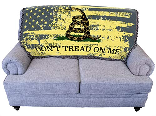 Gadsden - Don't Tread on Me - American Flag - for...