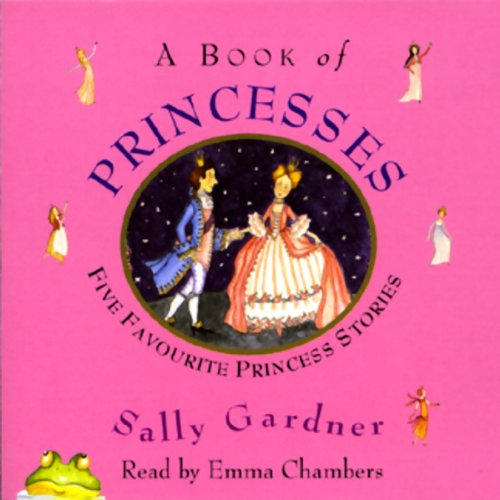 A Book of Princesses cover art