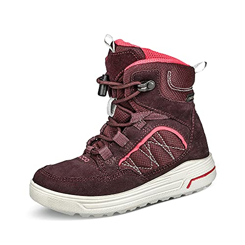 ECCO Damen URBAN Snowboarder Hohe Sneaker, Violett (Fig/Teaberry 51641), 39 EU
