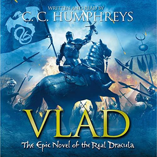 Page de couverture de Vlad: The Last Confession