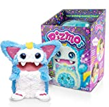 Rizmo Evolving Musical Friend Interactive Plush Toy with Fun Games, Aqua