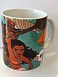 Mug Céramique VAIANA Disney * Tasse * 8x9.50cm