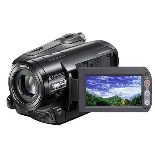 Sony HDR-HC9 HDV Camcorder (6,8 cm (2,7 Zoll) Display, 10-fach optischer Zoom,HDMI, Upscaler 1080p, USB 2.0) schwarz